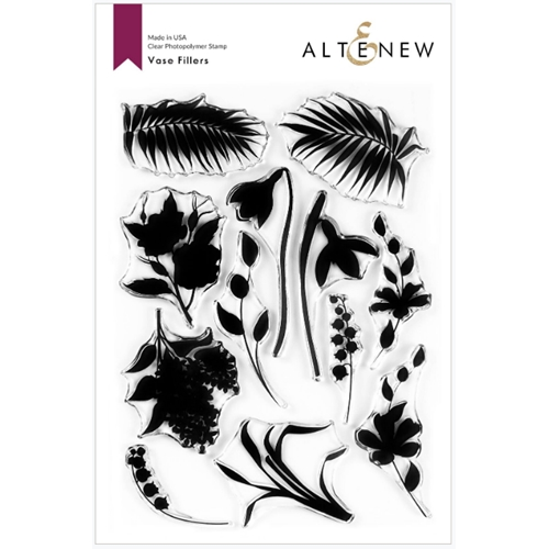 Altenew VASE FILLERS Clear Stamps ALT3774 Preview Image