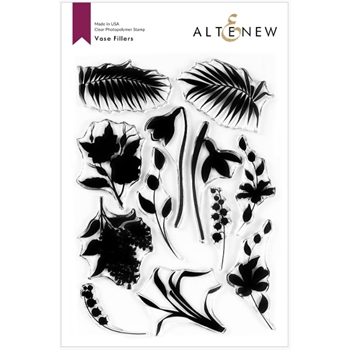 Altenew VASE FILLERS Clear Stamps ALT3774
