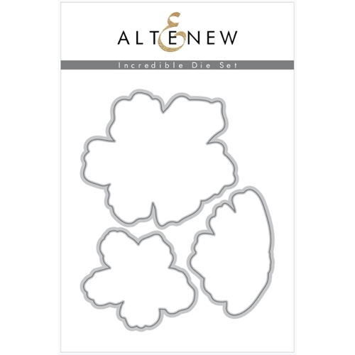 Altenew INCREDIBLE Dies ALT3758 Preview Image