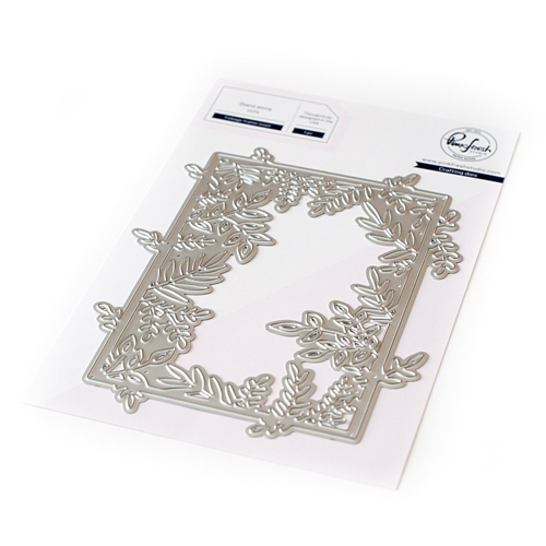 PinkFresh Studio FOLIAGE FRAME INSET Die Set pfsa1320 Preview Image