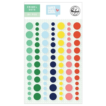 RESERVE Pinkfresh Studio SUPER COOL Enamel Dots pfrc701019