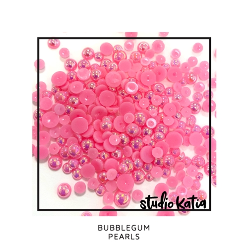 Studio Katia BUBBLEGUM Pearls sk1119 Preview Image