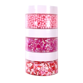 Maker's Movement SWEETHEART Shaker Sprinkles Set mmt214