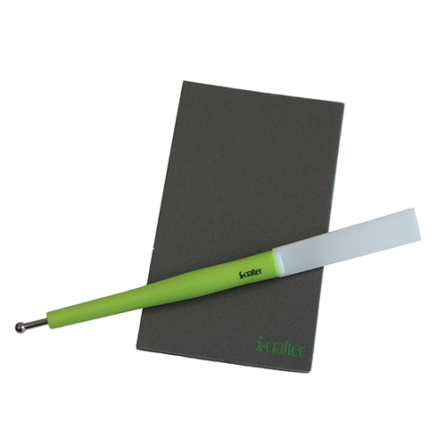 i-Crafter I-PRESS BURNISHER AND FOAM PAD Tools 222050 Preview Image