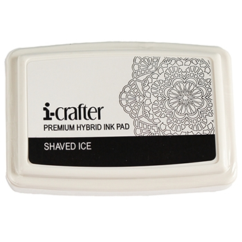 i-Crafter SHAVED ICE Hybrid Ink Pad 222085