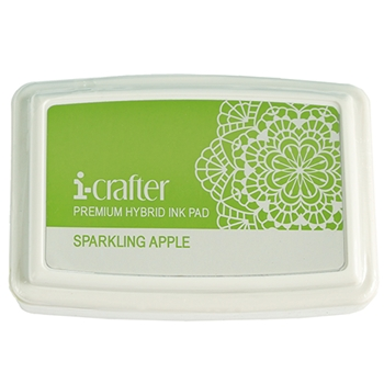 i-Crafter SPARKLING APPLE Hybrid Ink Pad 222082