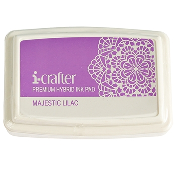 i-Crafter MAJESTIC LILAC Hybrid Ink Pad 222077