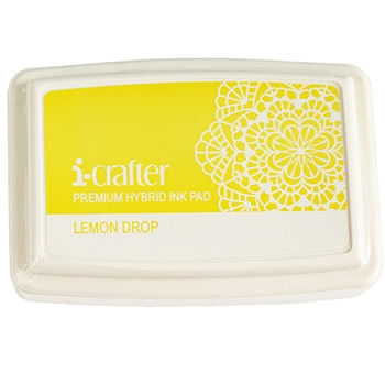 i-Crafter LEMON DROP Hybrid Ink Pad 222073