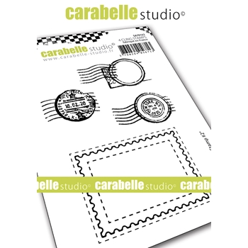 Carabelle Studio MY STAMP 2 Cling Stamps sa70163