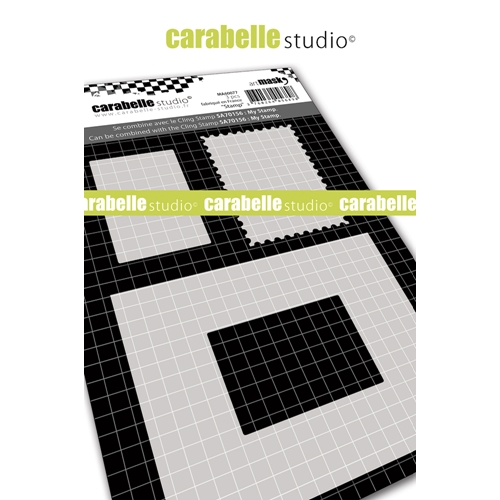 Carabelle Studio STAMP Mask Stencil ma60077* Preview Image