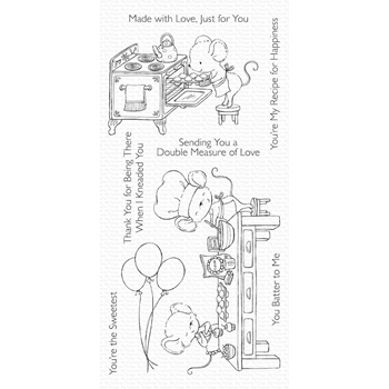 My Favorite Things SWEET SHOP Clear Stamps sy18