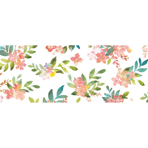 Memory Box SUNSET BLUSH Wide Washi Tape wt502* Preview Image