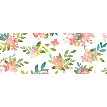 Memory Box SUNSET BLUSH Wide Washi Tape wt502*