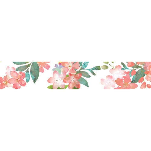 Memory Box SUNSET BLUSH 1 Inch Washi Tape wt503 Preview Image