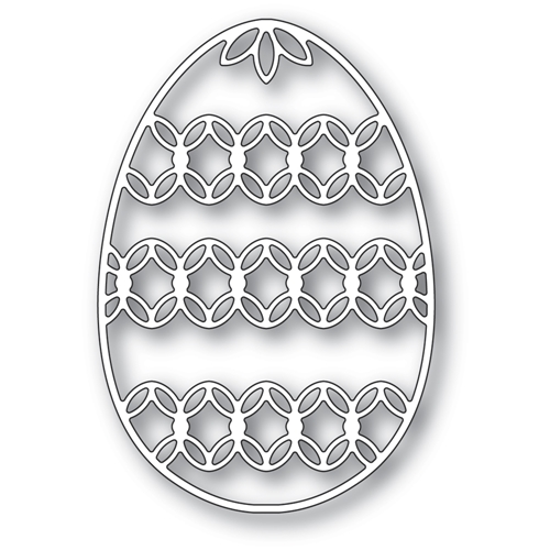 Memory Box EMMALINE EGG Craft Die 94425 Preview Image