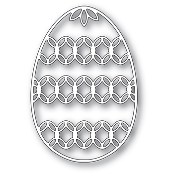Memory Box EMMALINE EGG Craft Die 94425