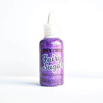 Memory Box PLUM SHIMMER Fairy Sugar Glitter Glue 40102