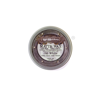 Prima Marketing OLD WHITE Finnabair Wax Paste 967857
