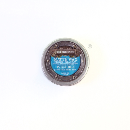 Prima Marketing PATINA BLUE Finnabair Wax Paste 967871 Preview Image
