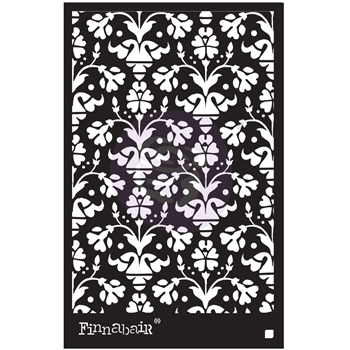 Prima Marketing VINTAGE WALLPAPER 6 x 9 Stencil 967987