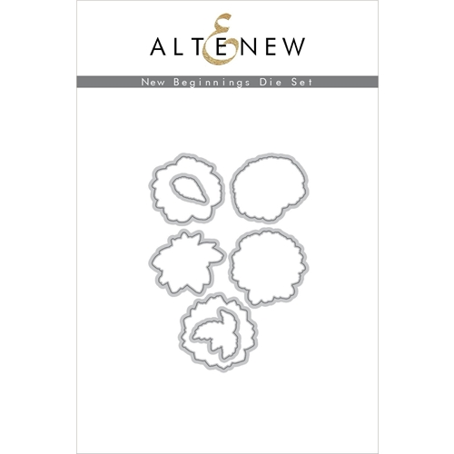Altenew NEW BEGINNINGS Dies ALT3719D Preview Image