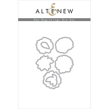 Altenew NEW BEGINNINGS Dies ALT3719D