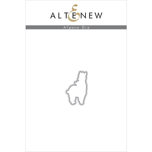 Altenew ALPACA Dies ALT3713 Preview Image