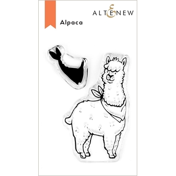 Altenew ALPACA Clear Stamps ALT3712