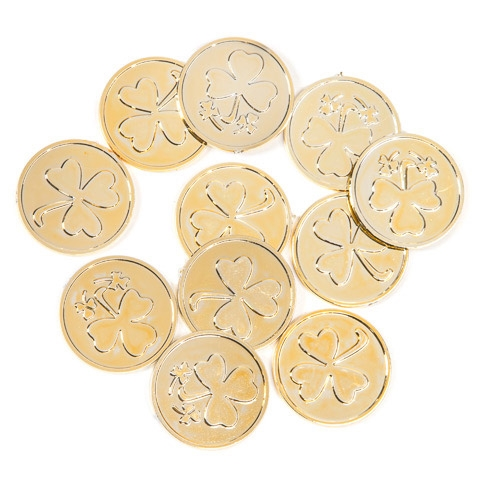 Darice GOLD COINS 50 Piece 30052031 zoom image