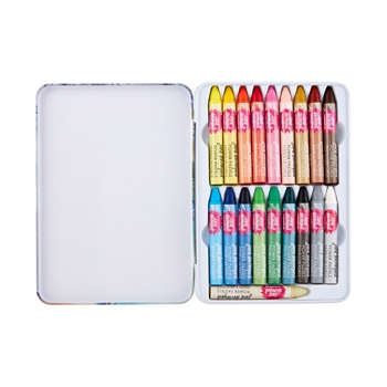 JD-110 Spellbinders POWER PASTELS Jane Davenport