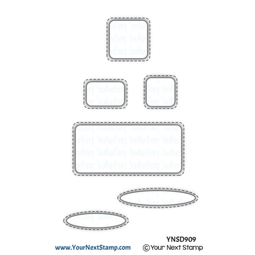 Your Next Die ROUNDED PANEL SHAPES ynsd909 Preview Image