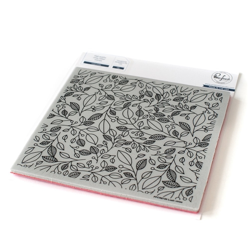Pinkfresh Studio LUSH VINES Cling Stamp pfcr0720 Preview Image
