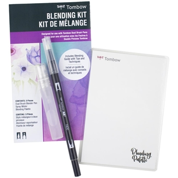 Tombow DUAL BRUSH BLENDING KIT 56182