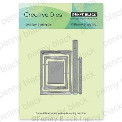 Penny Black SIGN Thin Metal Creative Dies 51-608* Preview Image