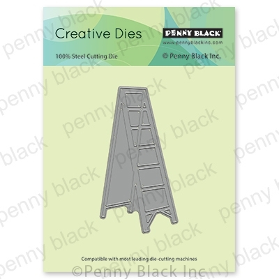 Penny Black LADDER Thin Metal Creative Dies 51-607 Preview Image