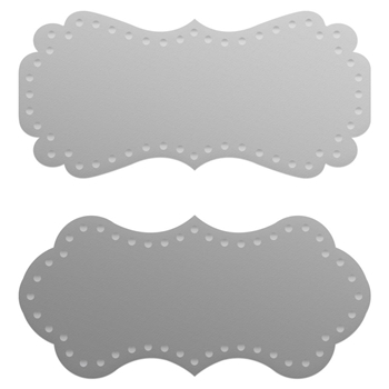 Couture Creations LABELS Mini Die co727611