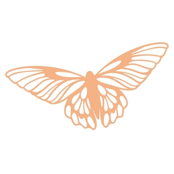 Couture Creations OPEN BUTTERFLY Mini Stamp co727615