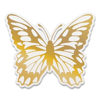 Couture Creations HOVERING BUTTERFLY Cut And Create Die co727629