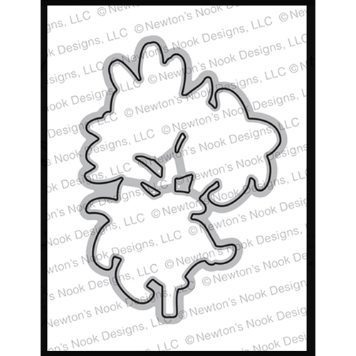 Newton's Nook Designs EASTER LILY Dies NN2002D03 Preview Image