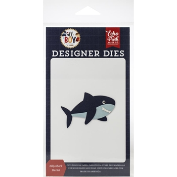 Echo Park SILLY SHARK Die Set alb207040