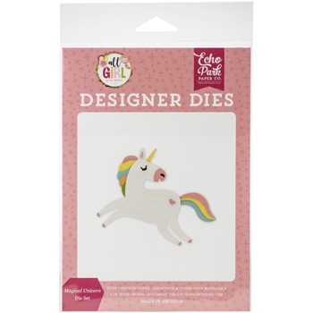 Echo Park MAGICAL UNICORN Die Set alg206041