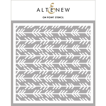 Altenew ON POINT Stencil ALT3991