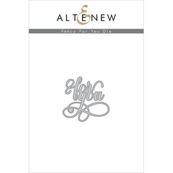 Altenew FANCY FOR YOU Die ALT3909