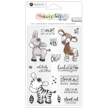 Hampton Art STAND OUT Clear Stamps sc0979