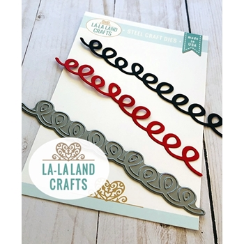 La-La Land Crafts TELEPHONE COIL Die 8511