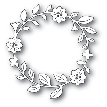Memory Box BELLFLOWER CIRCLE WREATH Craft Die 94369