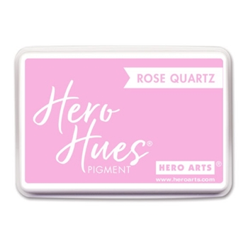 Hero Arts Hues ROSE QUARTZ Pigment Ink Pad AF458
