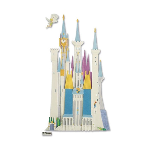 EK Success CASTLE DISNEY DIMENSIONAL STICKER DJBV04* Preview Image