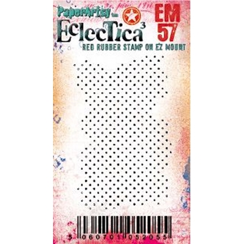 Paper Artsy ECLECTICA3 TRACY SCOTT MINI 57 Cling Stamp em57