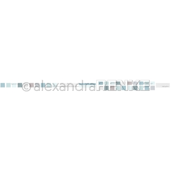 Alexandra Renke SMALL COLOR PROOF Washi Tape wtarba0029*